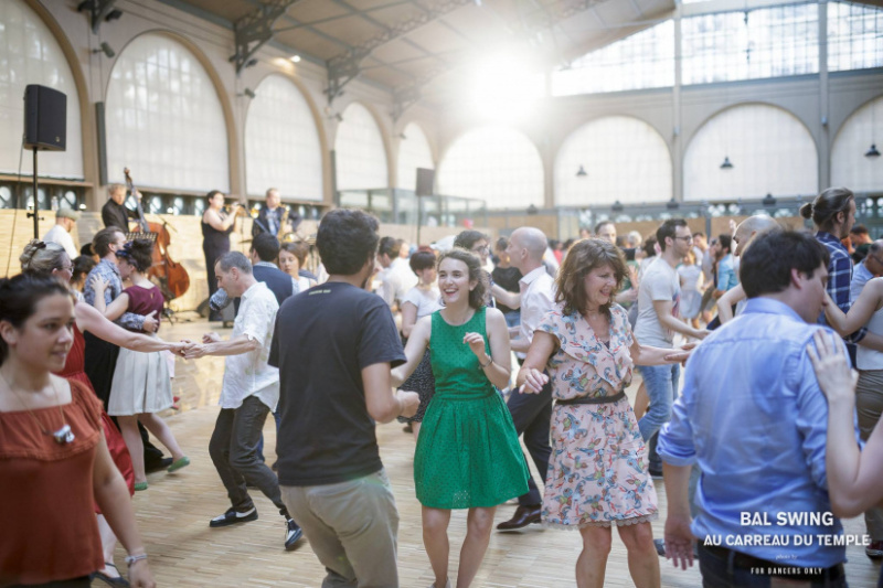 Le Bal du Second Square Summertime