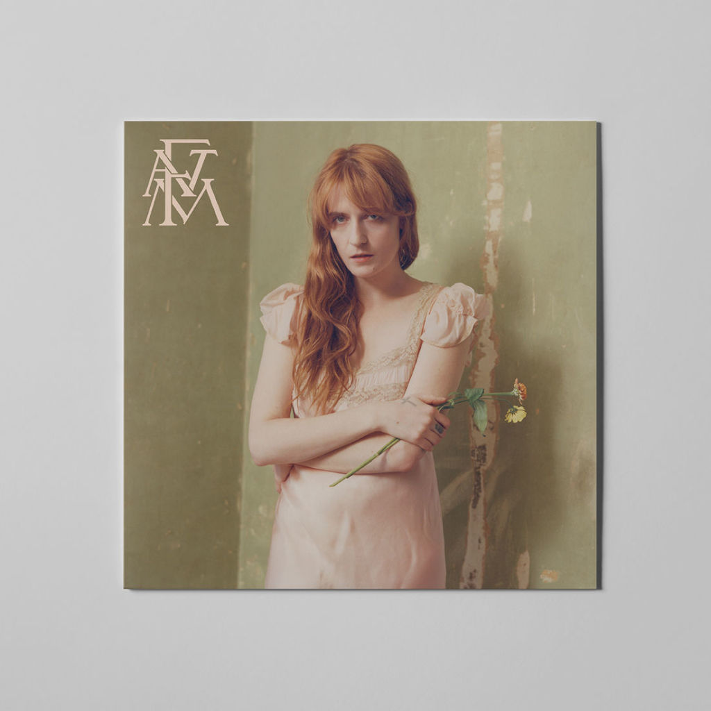 Florence + the machine, High As Hope