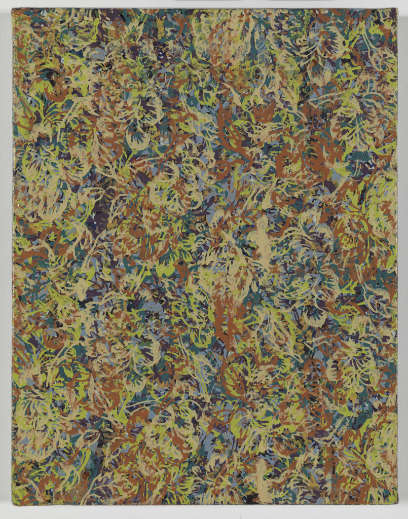 Bernard Frize, ST78 n°2, 1978