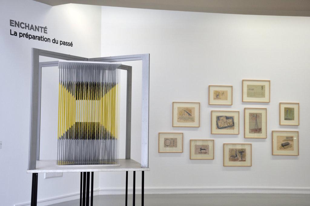 Vue de l'exposition Enchanté - LAAC Dunkerque
