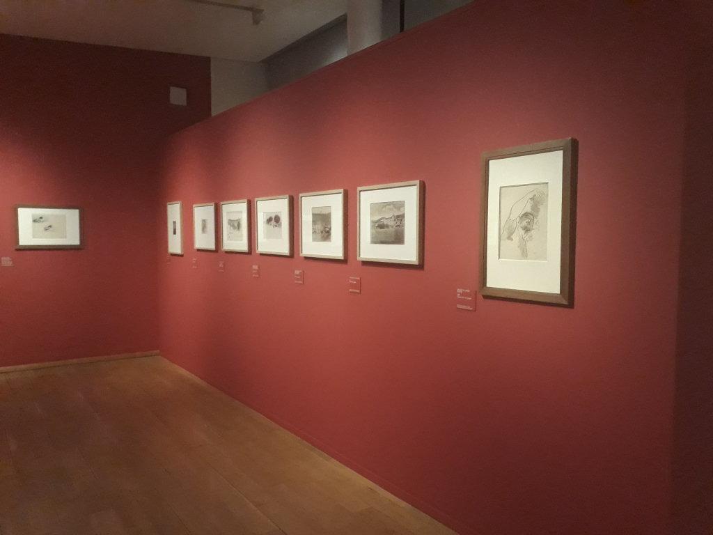 Vue de l'exposition Henri-Edmond Cross, Peindre le bonheur - Musée des Impressionnismes de Giverny (7)