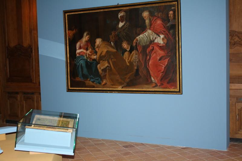 Vue du Musée de Flandre, Cassel