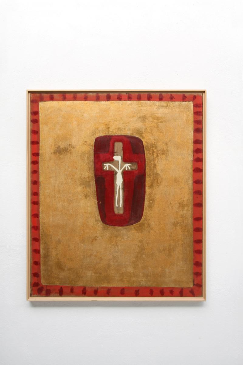 Bernar Venet, Sans titre, 1959