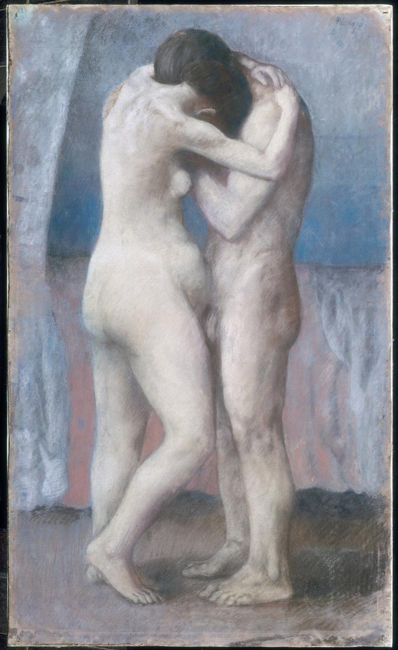 Picasso, L'Etreinte
