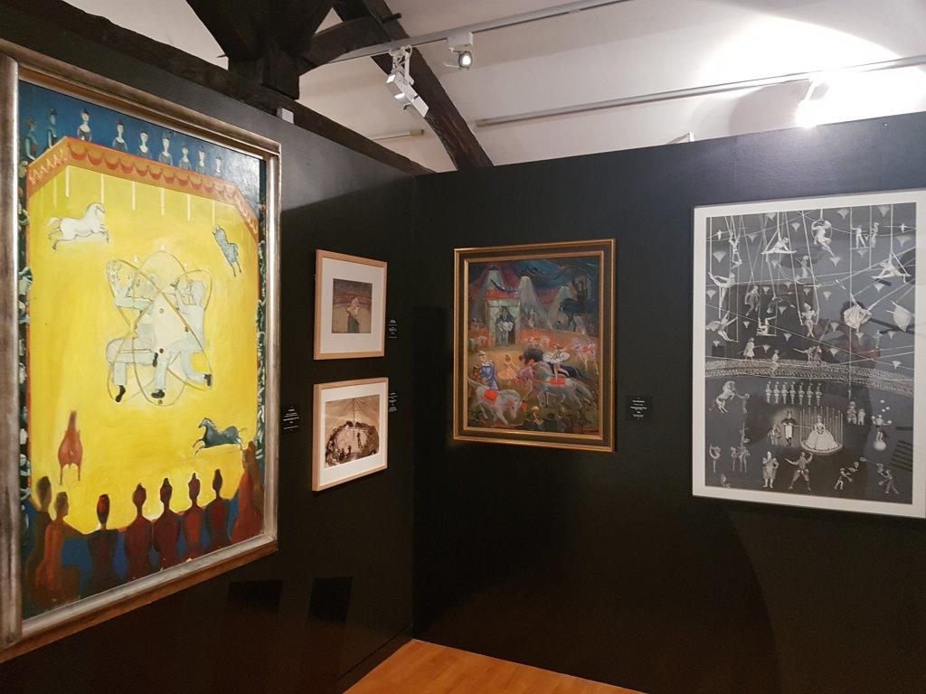 04. L'art Fait son cirque - Musée Bourgoin Jallieu