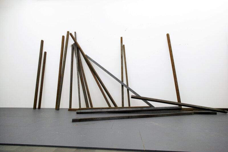 Bernar Venet, L'accident comme une hypothèse de travail, 1996-2007
