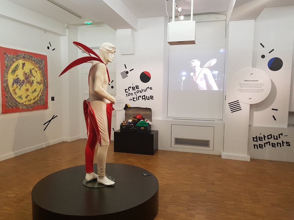 09. L'art Fait son cirque - Musée Bourgoin Jallieu