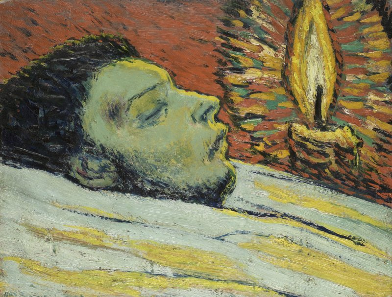 Picasso, La Mort de Casagemas