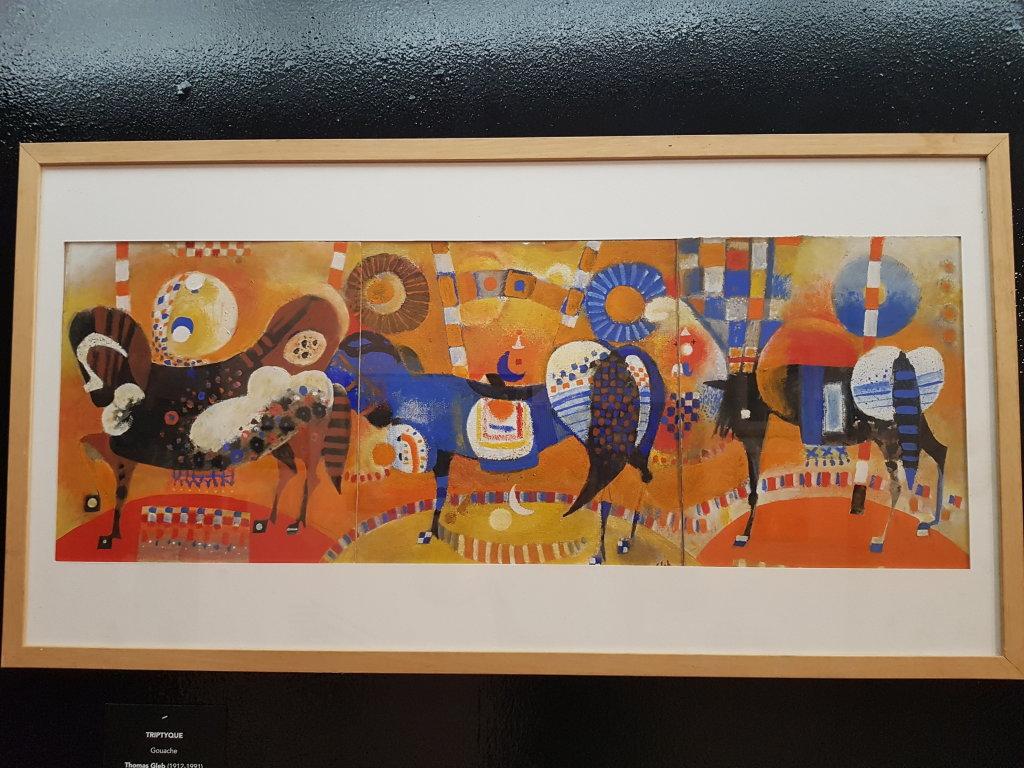 10. L'art Fait son cirque - Musée Bourgoin Jallieu