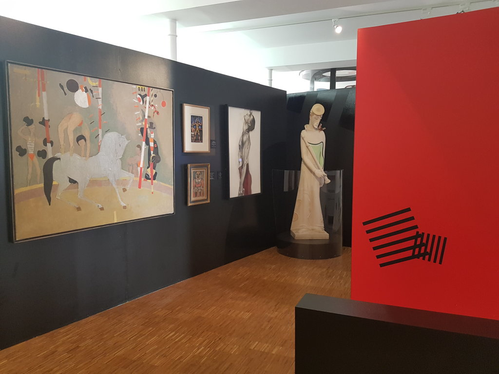 11. L'art Fait son cirque - Musée Bourgoin Jallieu