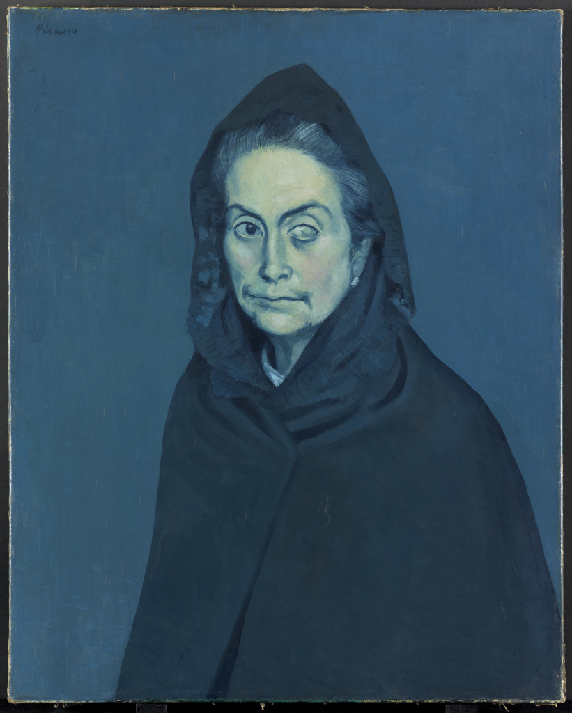 Picasso, La Célestine