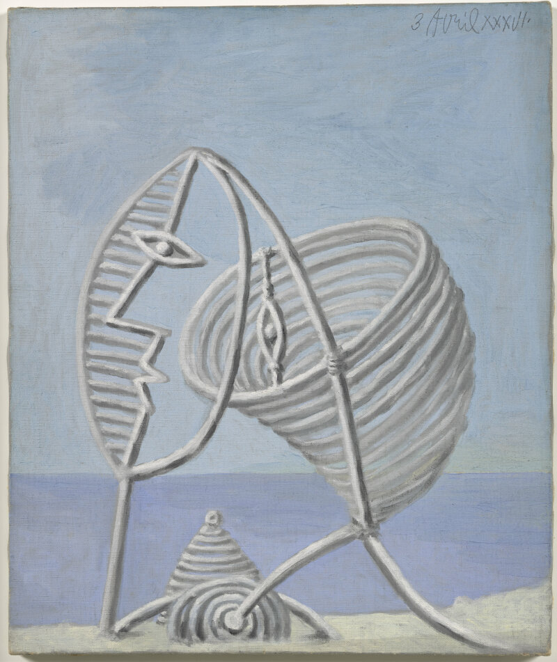 Picasso Pablo (dit), Ruiz Picasso Pablo (1881-1973). Paris, musée national Picasso - Paris. MP150.