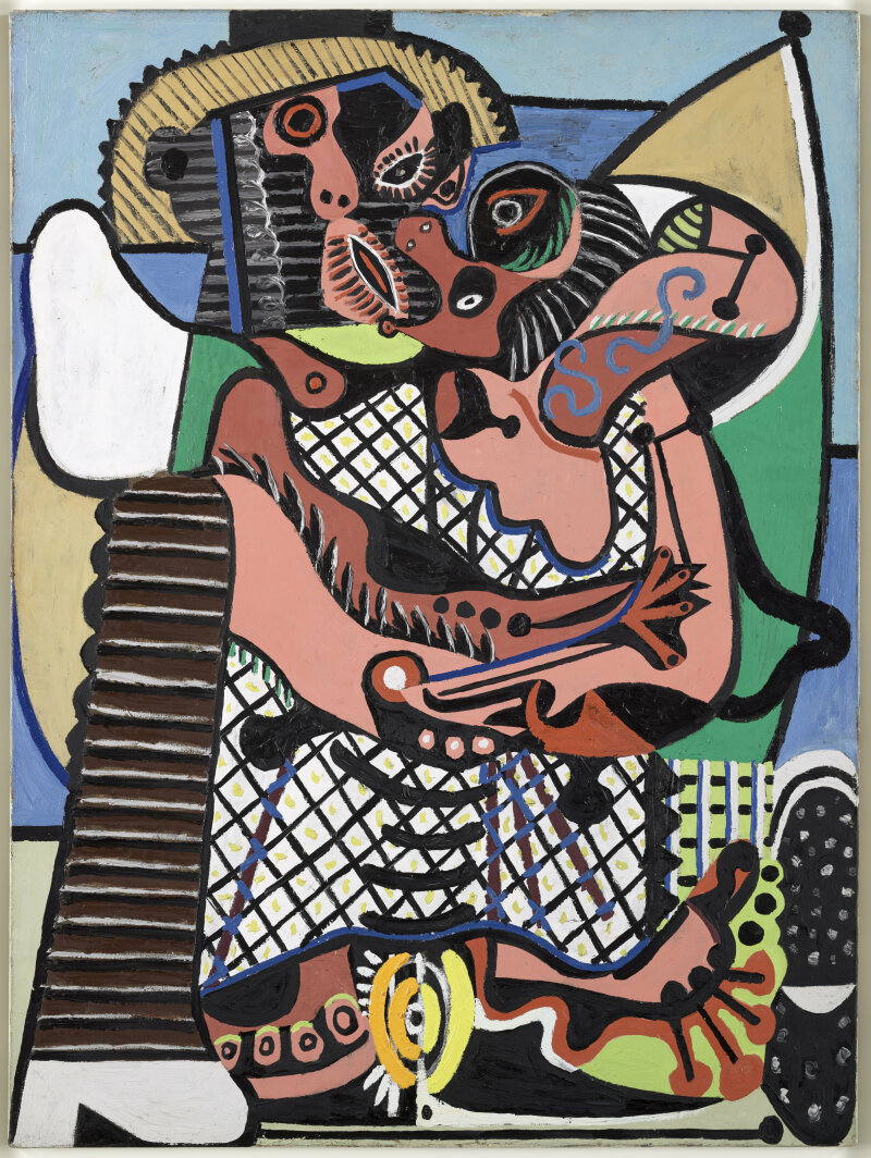 Picasso Pablo (dit), Ruiz Picasso Pablo (1881-1973). Paris, musée national Picasso - Paris. MP85.
