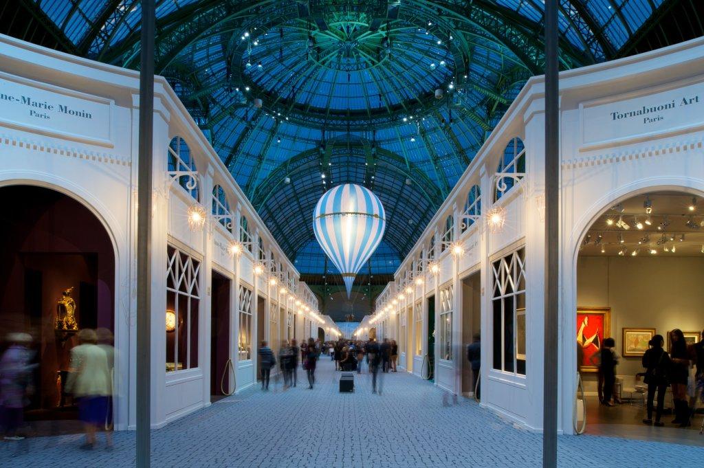 BIENNALE PARIS 2012. Grand Palais. Septembre 201© Julio Piatti
