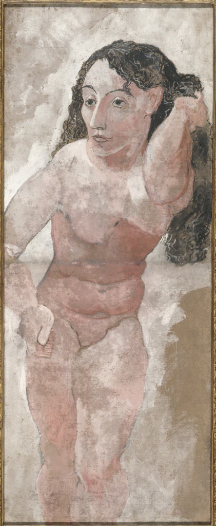Picasso, Femme au peigne