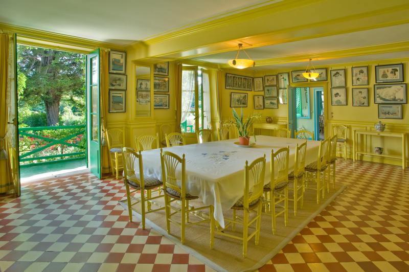 Fondation  Claude  Monet,  Giverny  /  Droits  réservés