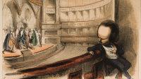 """Moynet. """"Les bulos graves - journal la Caricature, 1843"""". Estampe. Paris, Maison de Victor Hugo."""