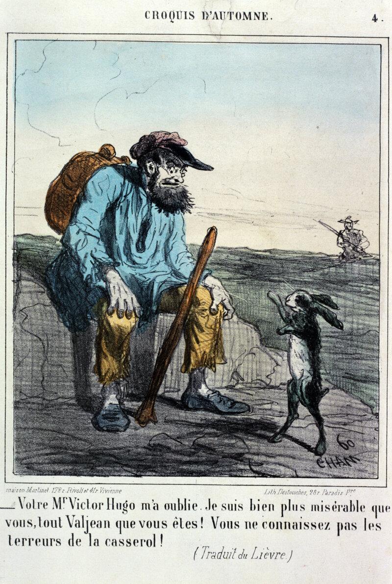 Cham (1818-1879).