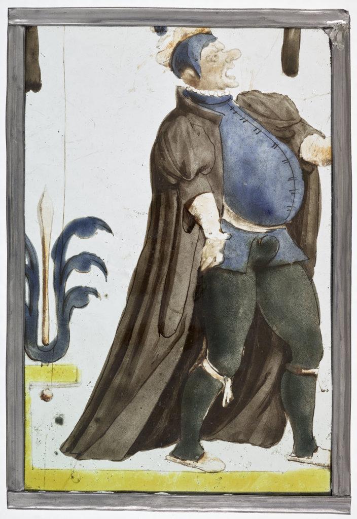 Acteur déclamant, France (?), env. 1600, Écouen, musée national de la Renaissance