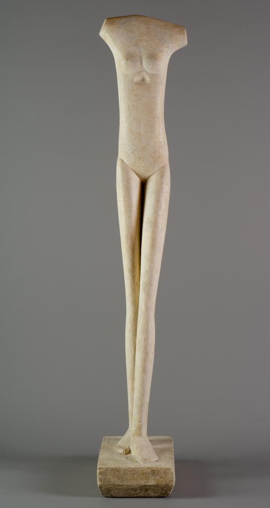 Alberto Giacometti - Femme qui marche