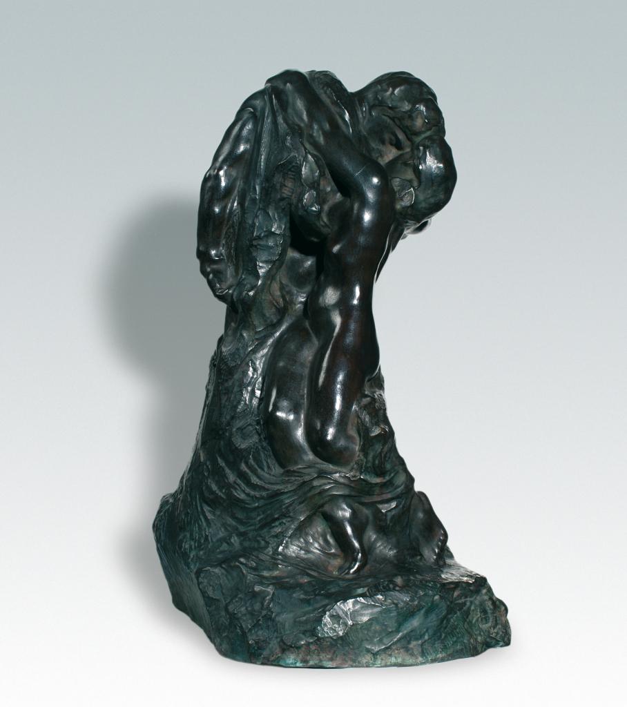 Auguste Rodin, Roméo et Juliette, 1902