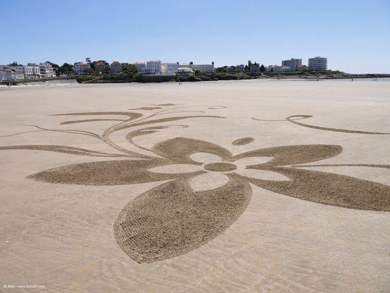 Beach art 4
