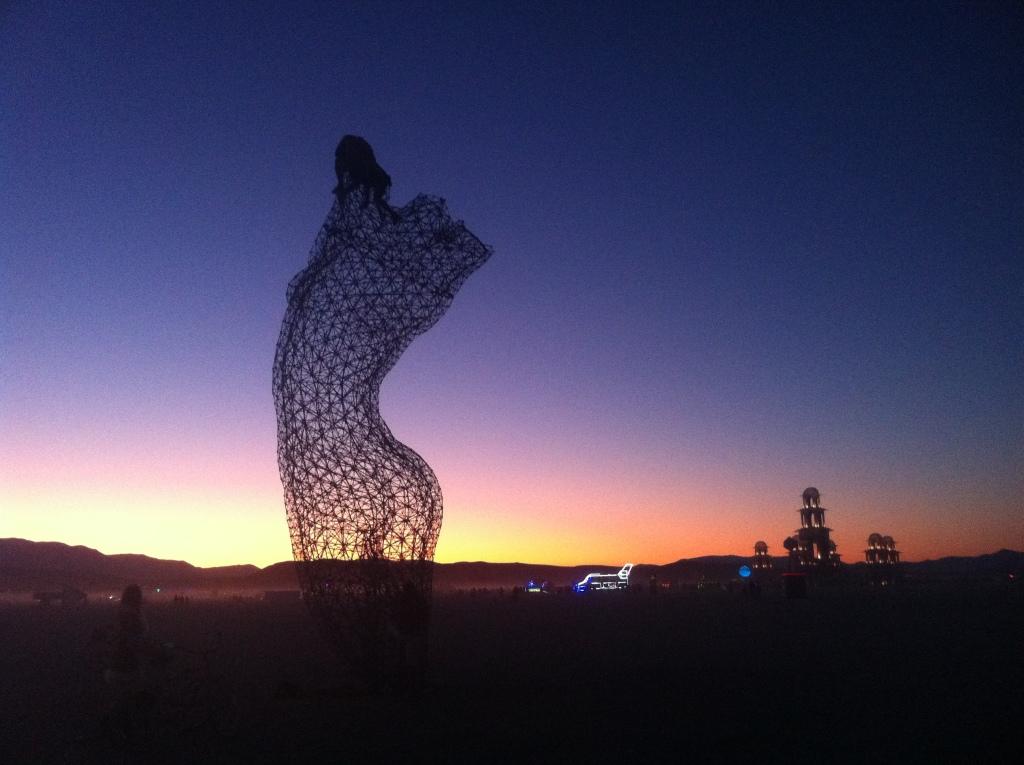 Burning Man 2011 Victor Grigas