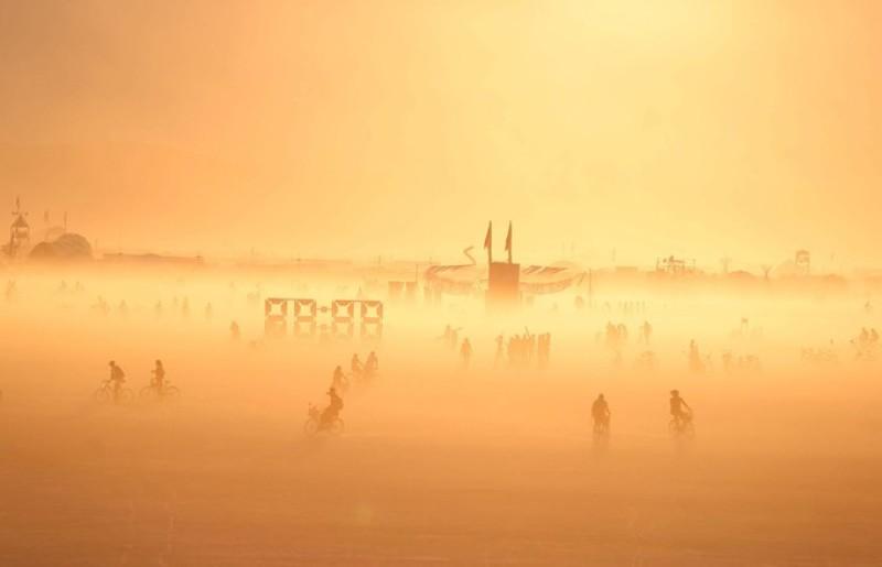 Burning Man (c) Jim Bourg, reuters 2