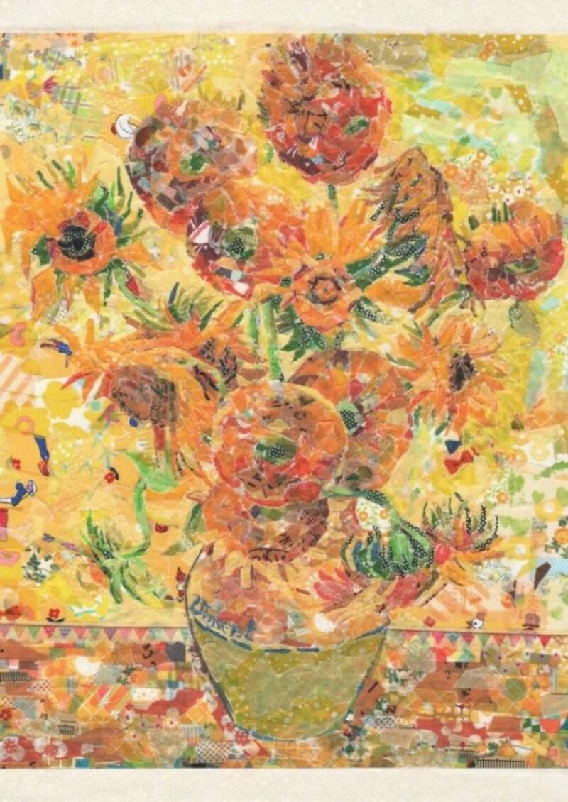 (c) Edvard Munch, Tournesols