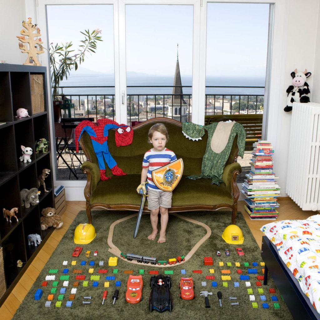 Toy Stories, (c) Gabriele Galimberti