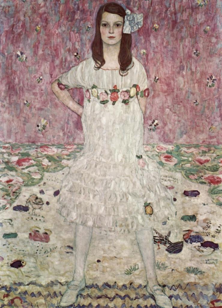 (c) Gustav Klimt, Mäda Gertrude Primavesi