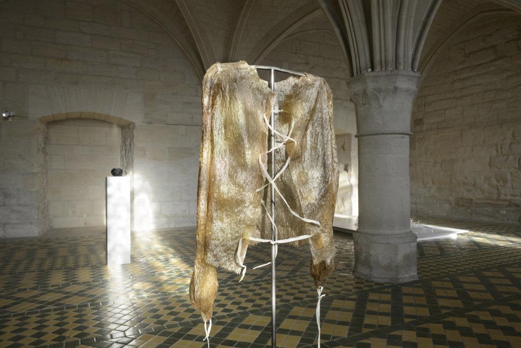 Camisole, exposition de Patrick Neu a l abbaye de Maubuisson, Photo C. Brossais-CDVO (2)