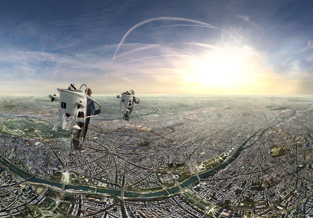crédit photo Flyview Paris illustration concept 1