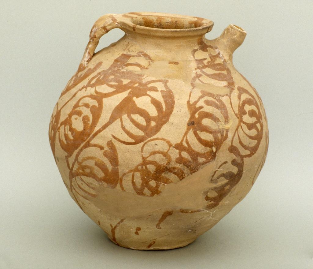 Cruche, 9e siècle