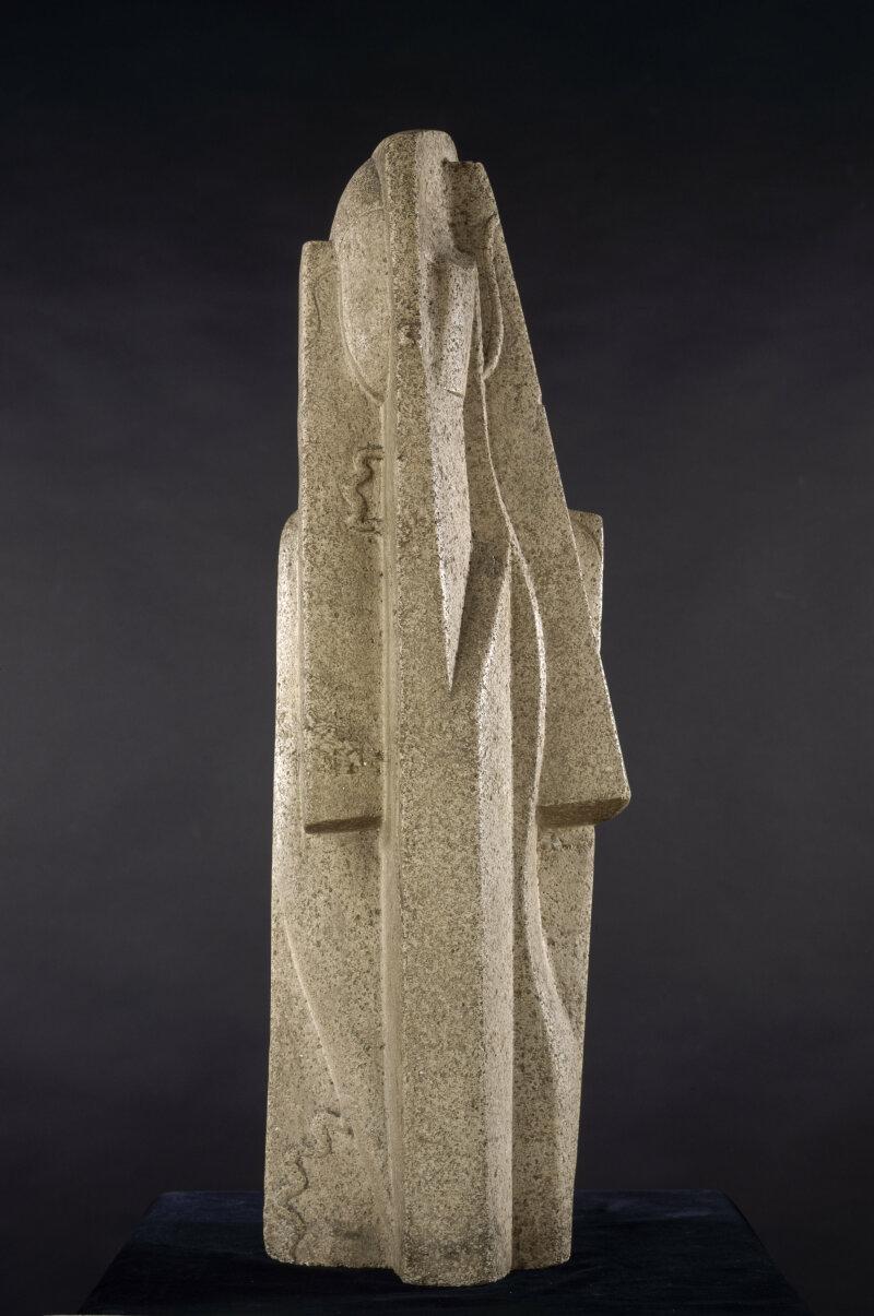 Csaky Joseph (1888-1971). Rennes, musée des Beaux-Arts. INV1982-1-1.