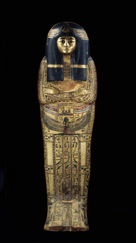 Cuve de cercueil extérieur de Tamoutnéfret