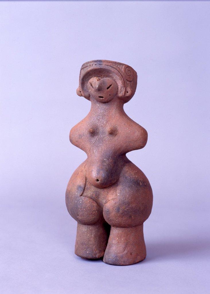 Figurine dite « Vénus Jômon »
