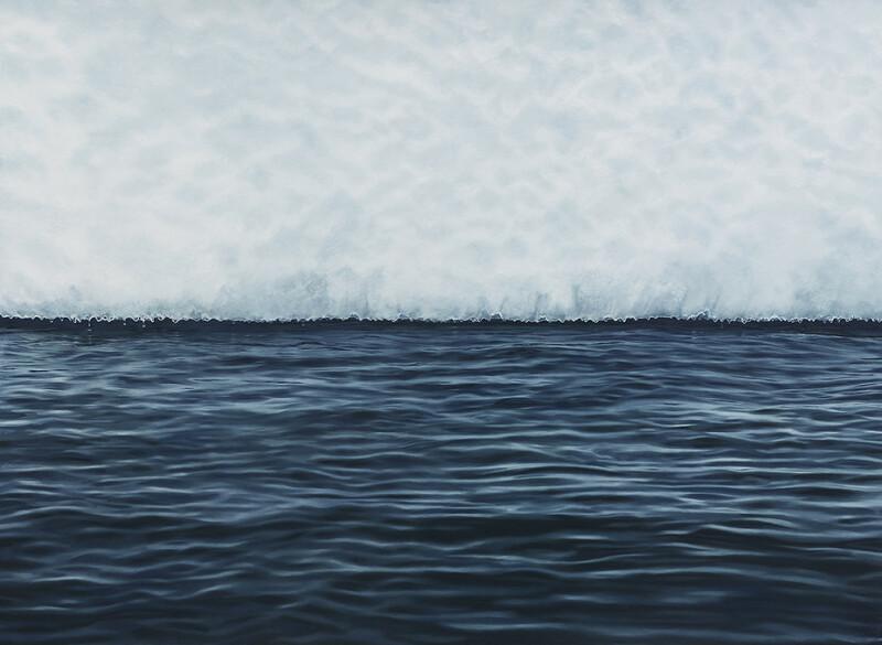 Le marie channel, Antarctica