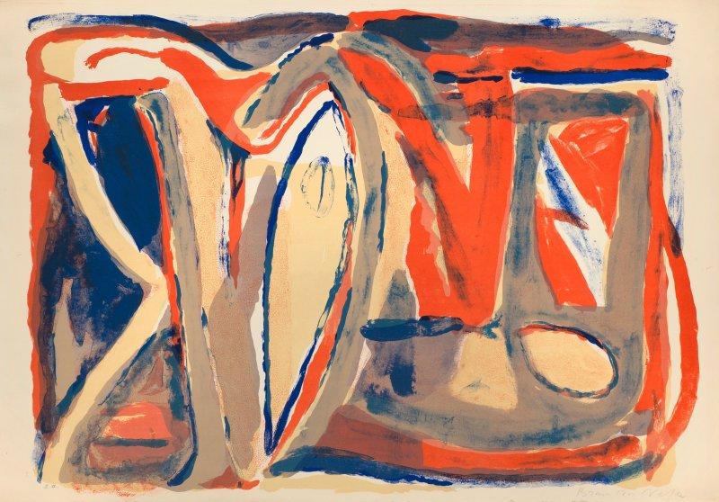 ©Photographie  Alberto  Ricci  ©Adagp,  Paris  2018Collection  Musée  de  l'Hospice  Saint-Roch  F-36100  IssoudunLithographie  7  couleurs,  196854  x  42cm  –EA,  Tirage  de  99  épreuves  sur  ArchesImprimerie  Clot,  Bramsen  &  Georges,  ParisAquarelle  sur  papier,  196126,5  x  28  cmDonation  Françoise  Marquet-Zao.La  lithographie  (donation  Rainer  Michael  Mason)  est  également  présente  dans  l'exposition.©  Photographie  Antoine  MercierLithographie  4  couleurs,  196863,6  x  90  cm  –EA,  Tirage  de  70  épreuves  sur  ArchesImprimerie  Clot,  Bramsen  &  Georges,  Paris