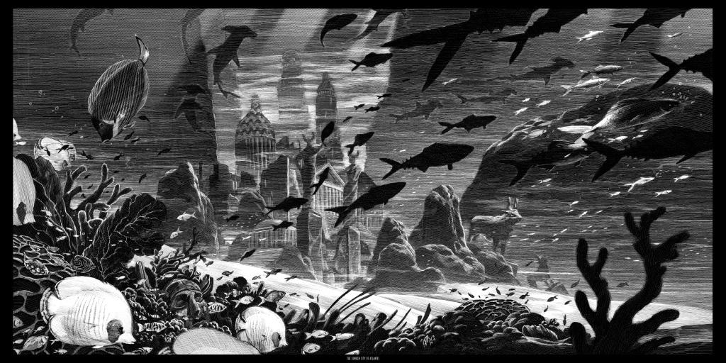 Nicolas Delort - Atlantis