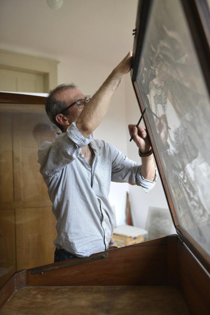 Portrait de Patrick Neu.