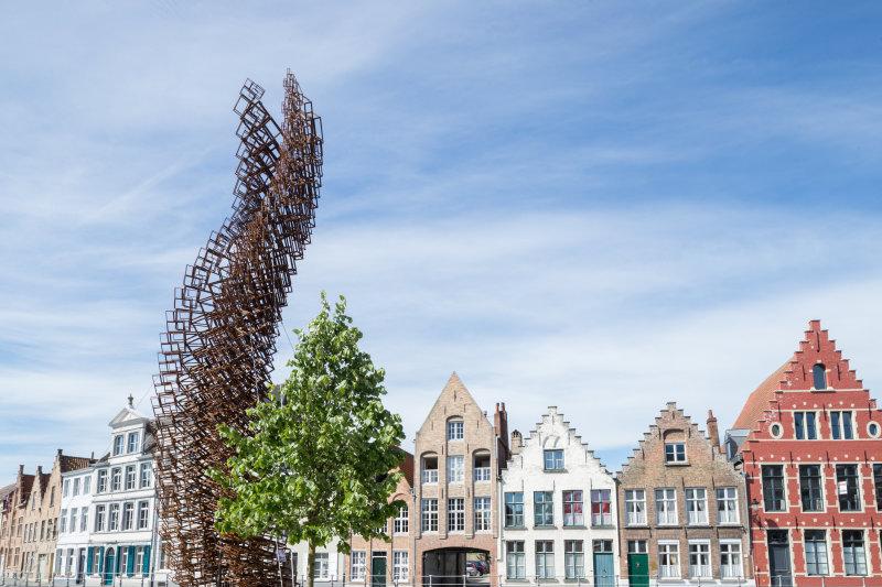 Triennale Brugge 2018 / John Powers Lanchals