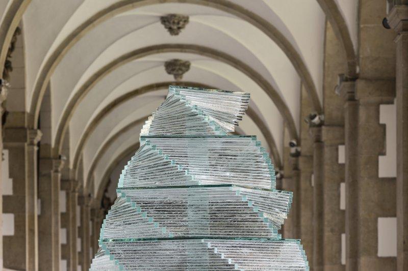 Triennale Brugge 2018 / Monir Shahroudy Farmanfarmaian - Khayyám Fountain (Fountain of Life)