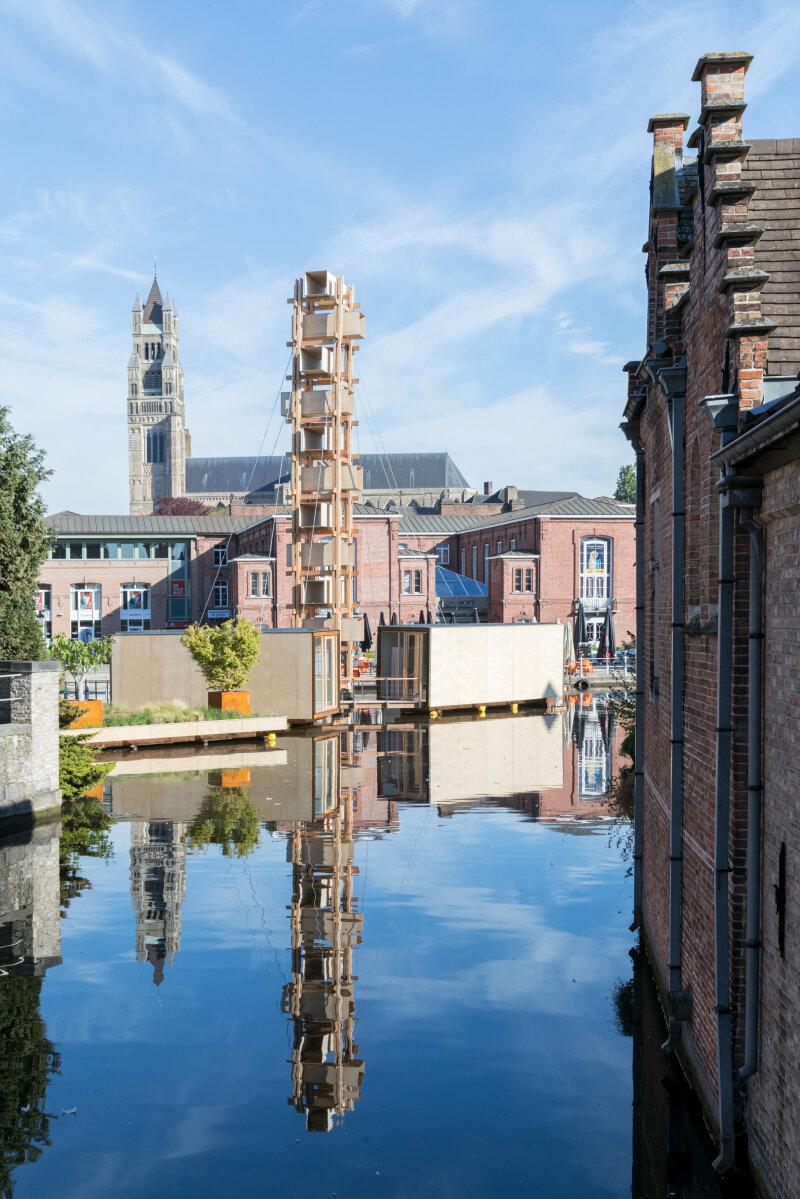 Triennale Brugge 2018 / Peter Van Driessche - INFINITI²³