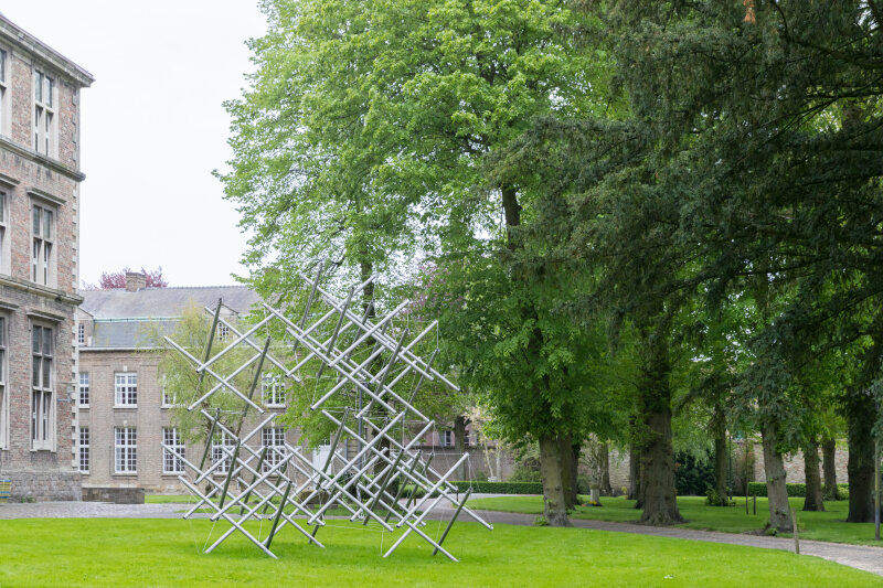 Triennale Brugge 2018 / raumlabor - House of Time