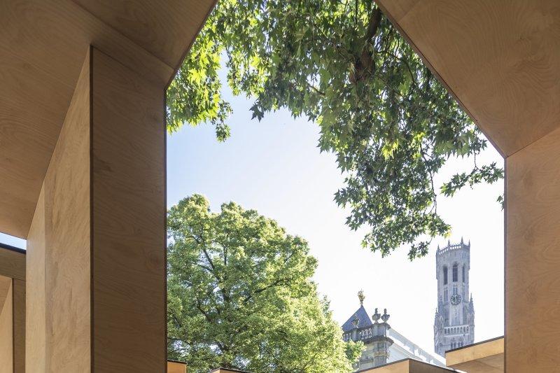 Triennale Brugge 2018 / Wesley Meuris - UrbanModeL