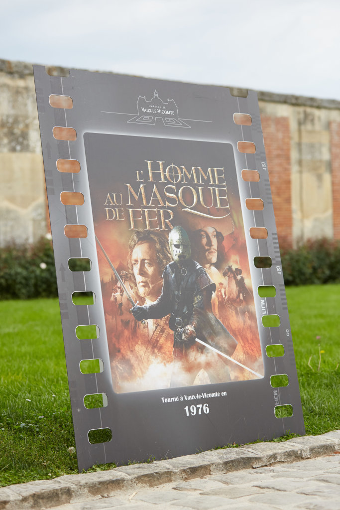 Vaux-le-Vicomte fait son cinéma 2017