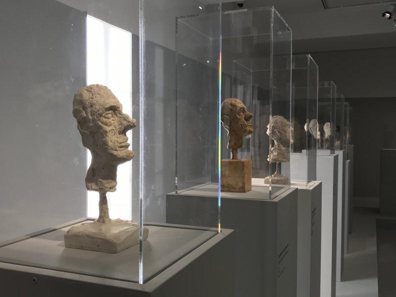 Vue de l'exposition Alberto Giacometti, entre tradition et avant-garde - Musée Maillol (33)
