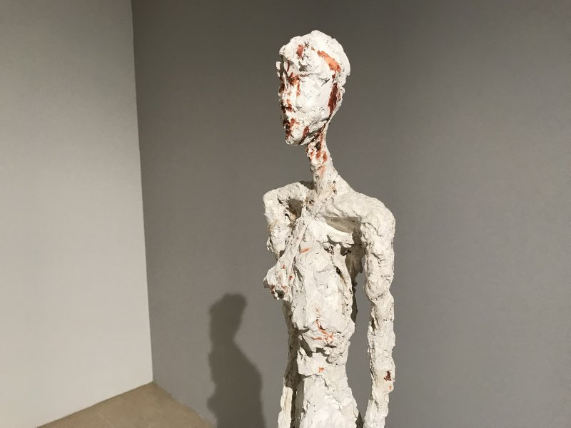 Vue de l'exposition Alberto Giacometti, entre tradition et avant-garde - Musée Maillol (59)