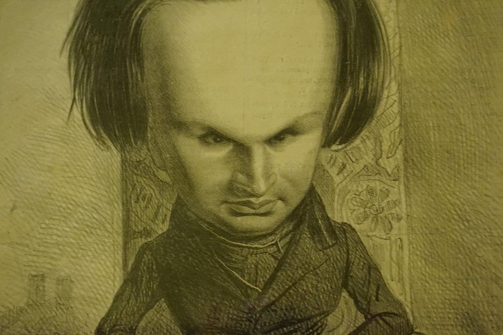 Vue de l'exposition Caricatures - Maison Victor Hugo (11)